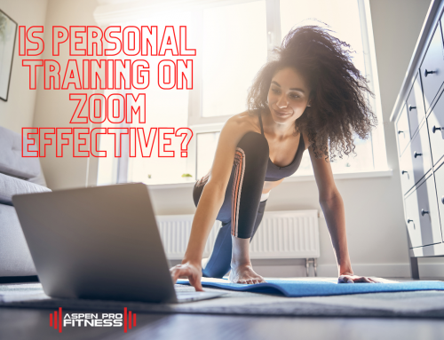 Personal Training Effectiveness on Zoom